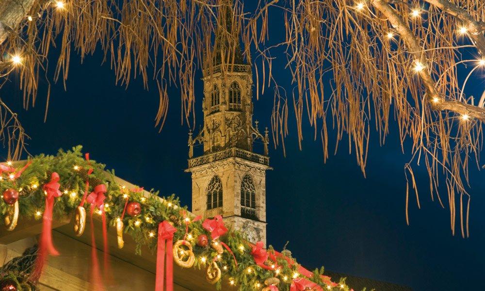 Bolzano d'inverno, una città ricca di esperienze