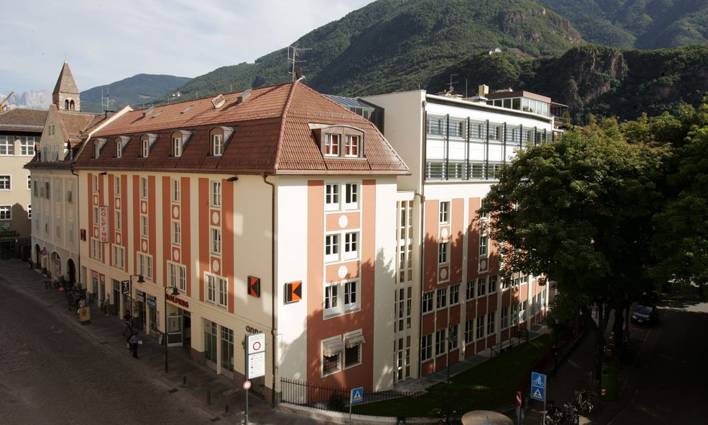 The hotel in Bozen for any type of tourism