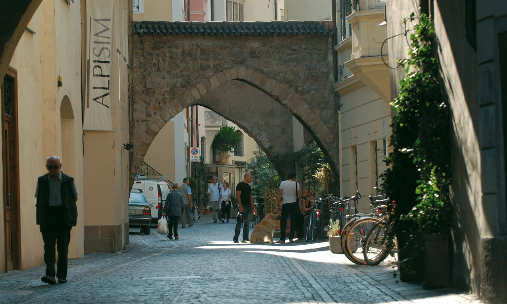 Exciting experiences in Bozen old town