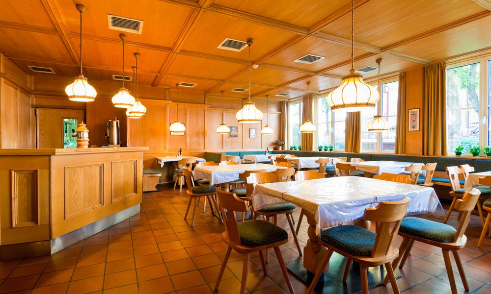 The Hotel Kolping is located in the heart of Bozen