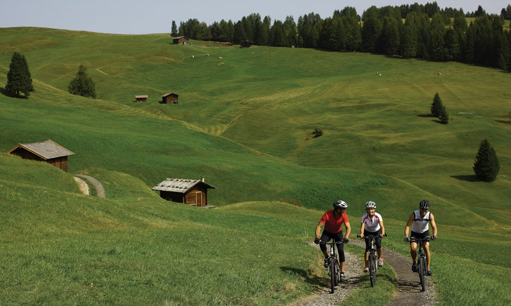 Your cycling hotel in Bozen