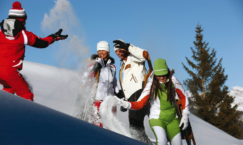 Dalla gita sugli sci al viaggio linguistico