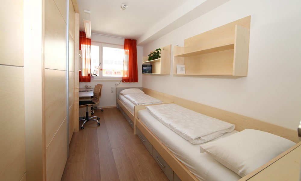 Your accommodation in Bozen to study and work