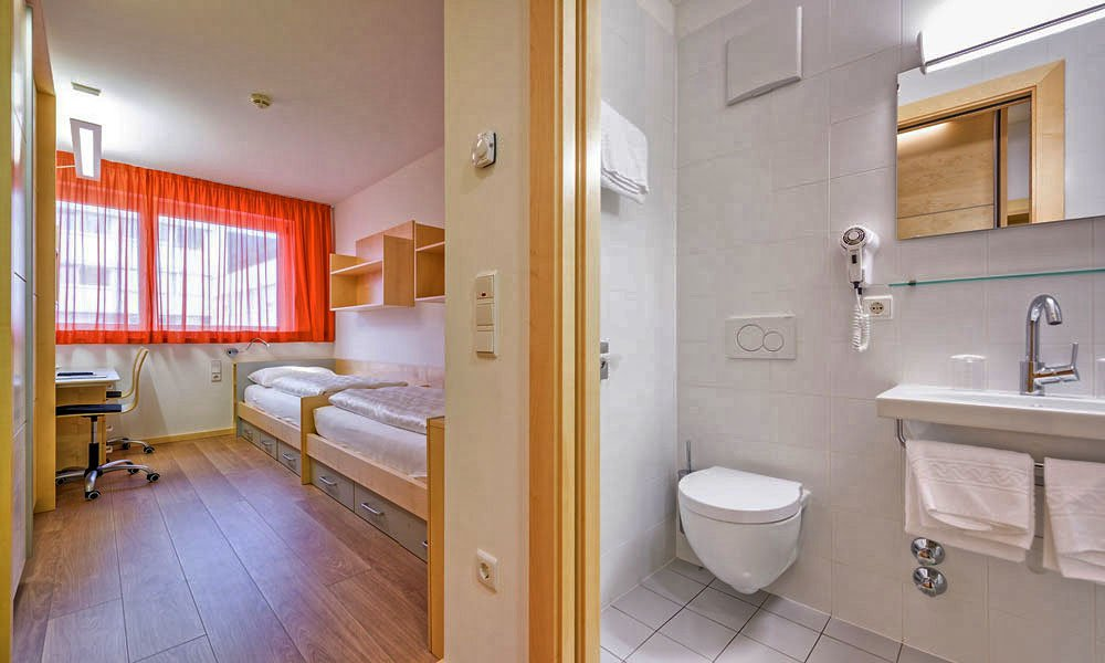 Your room in Bozen is ready for you