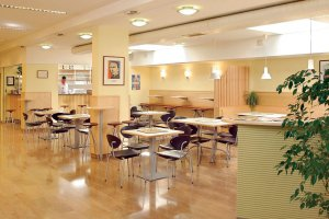 The Hotel Kolping is located in the heart of Bozen 1