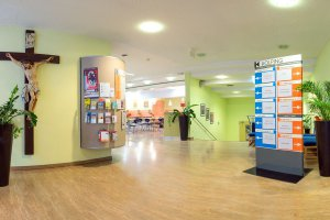 The Hotel Kolping is located in the heart of Bozen 6
