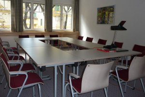The Hotel Kolping is located in the heart of Bozen 7