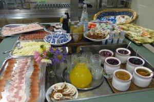 Frühstück, Halbpension oder Vollpension 5